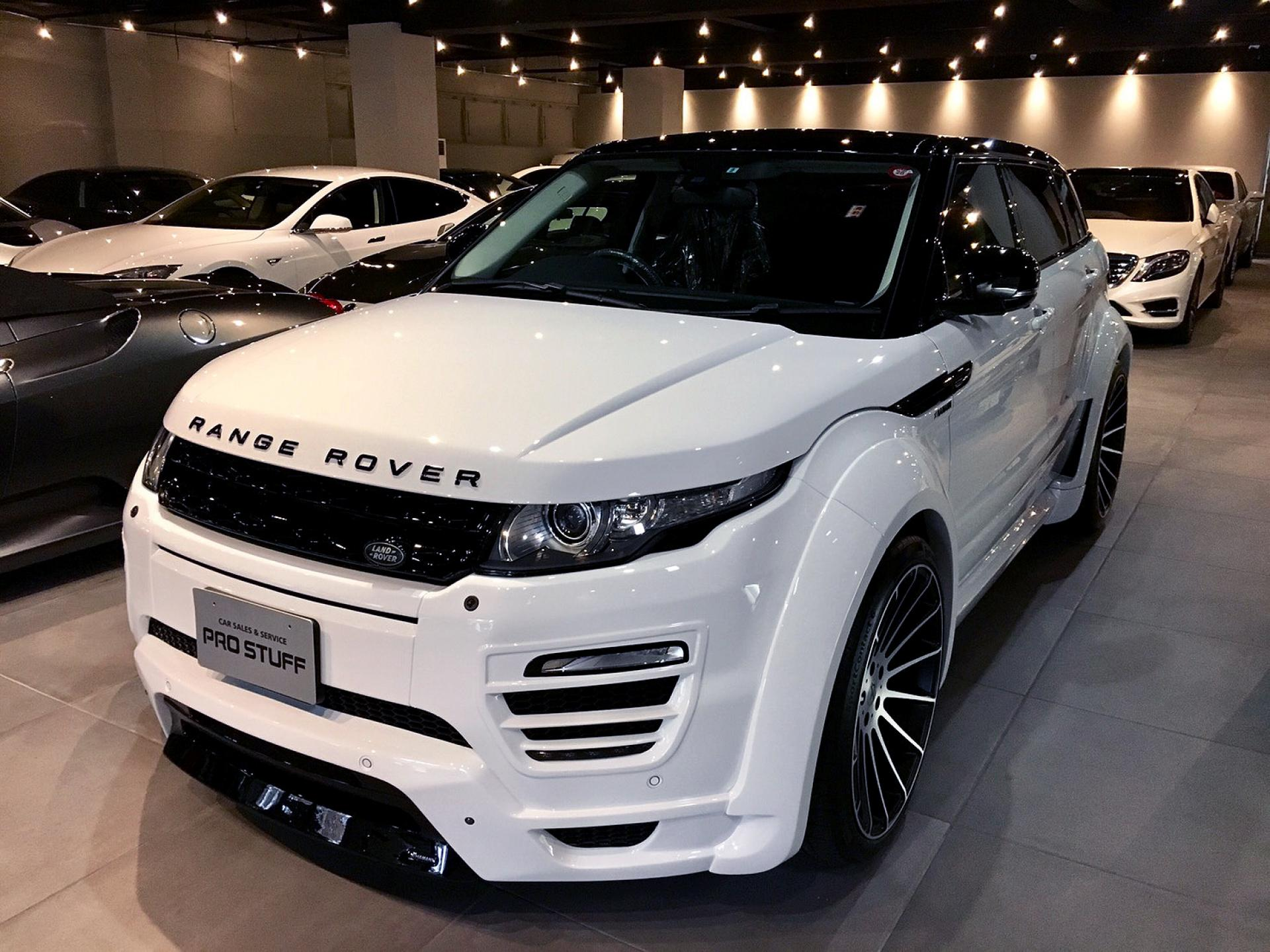 HAMANN Wide Body Evoque