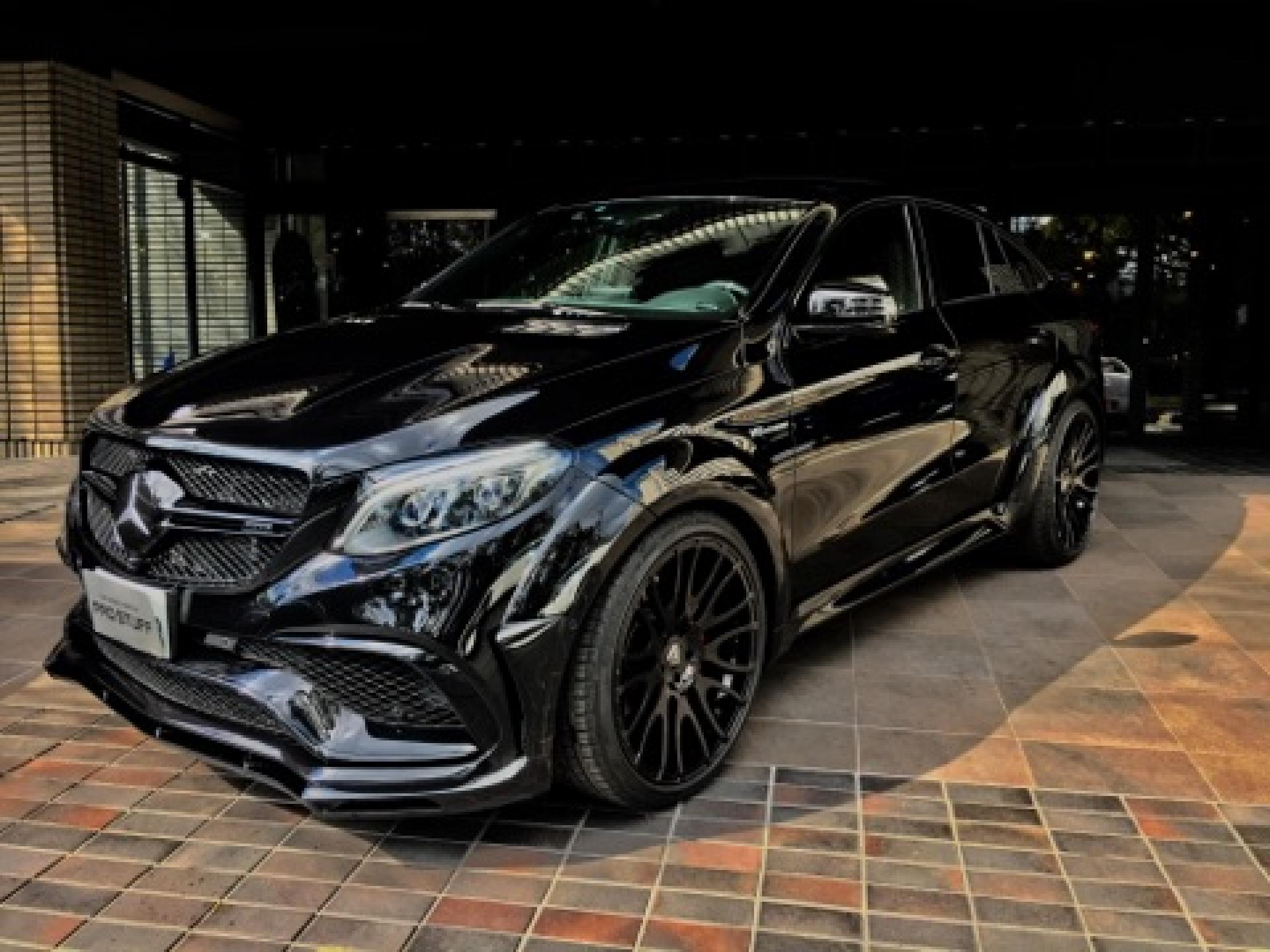 HAMANN GLE63 Wide Body  <Mercedes BENZ GLE63S >