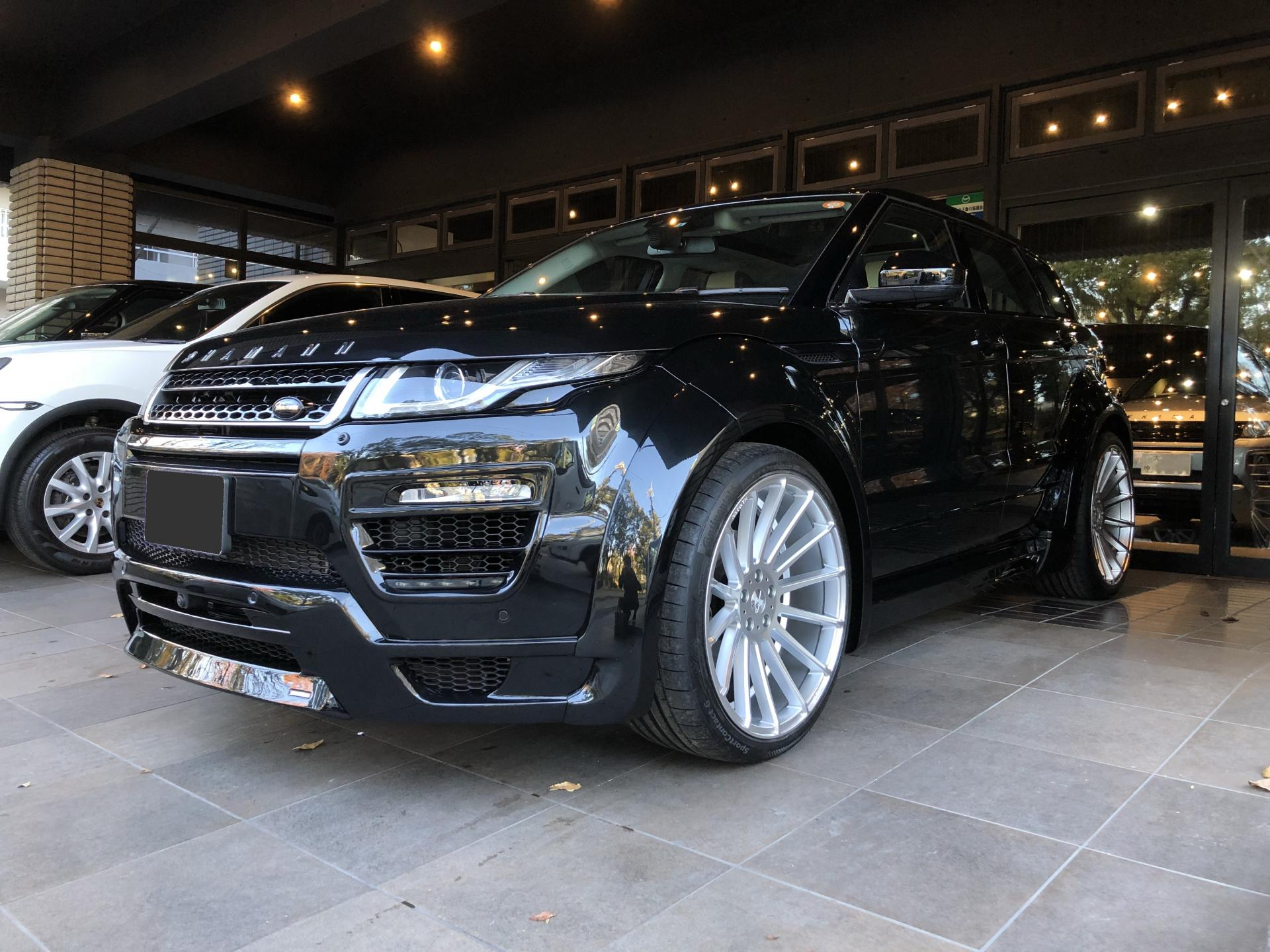 HAMANN Evoque Wide Body